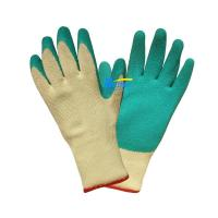 China High Quality Latex Coated Gloves - 10G 100% Polyester Lining(BGLC104) on sale