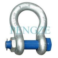 Buy cheap Grade S Bow Type Safety Shackle Standard AS2741 from wholesalers