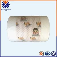 Buy cheap Various Thickness And Printing PE Lamination Film For Making Disposable Adult Baby Diapers Materials from wholesalers