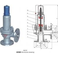 China Closed spring loaded low lift type safety valve on sale