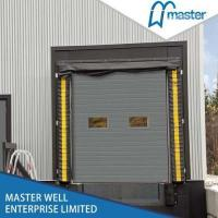 Buy cheap INDUSTRIAL SECTIONAL DOOR WITHSEE THROUGH WINDOWS from wholesalers