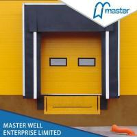 Buy cheap INDUSTRIAL SECTIONAL DOOR IN VERTICAL LIFTING SYSTEM from wholesalers