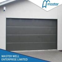 Buy cheap Automatic Folding Sectional Garage Door with Flush Panel from wholesalers