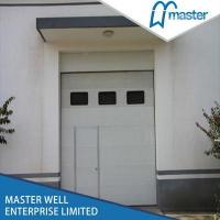 Buy cheap INDUSTRIAL SECTIONAL DOOR WITH PASSING DOOR AND SMALL WINDOWS from wholesalers