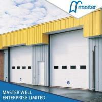 Buy cheap INDUSTRIAL SECTIONAL DOOR IN HIGH LIFTING SYSTEM from wholesalers