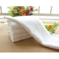 Buy cheap thicken soft touching cotton face towel from wholesalers