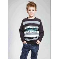 China Brand kids sweaters latest customized fashion sweaters for boys on sale