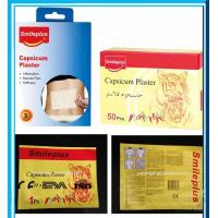 Porous Capsicum Plaster Ideal for Pain Relief with CE,FDA,ISO Certificate