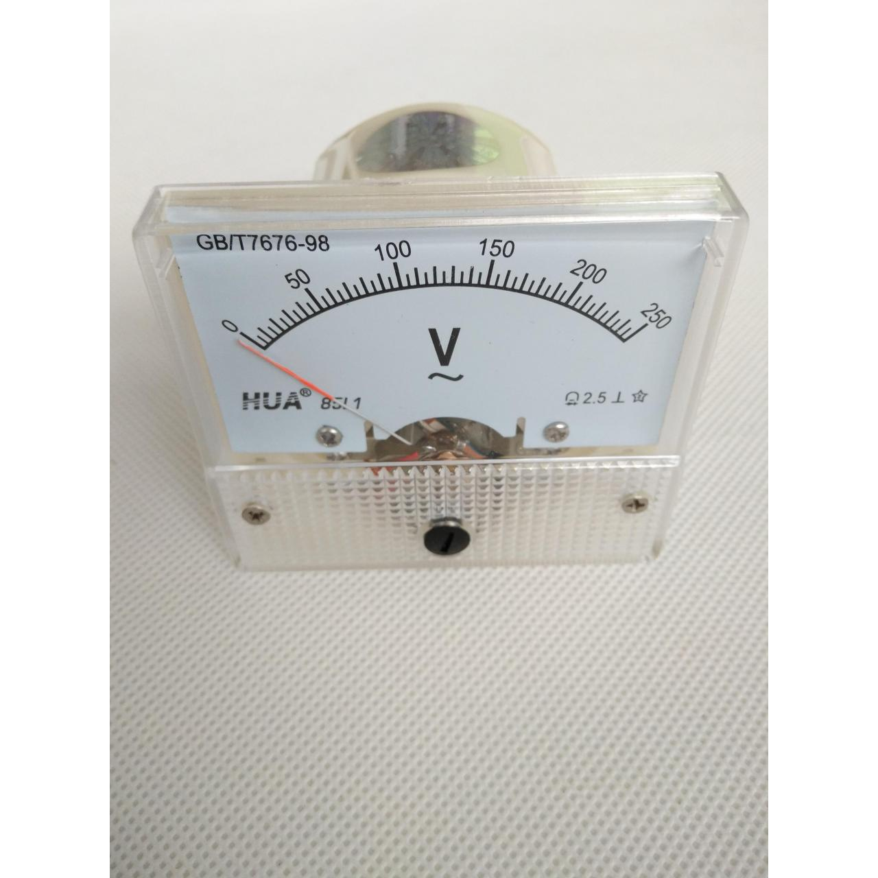 Buy cheap 0-250v co2 laser Voltmeter from wholesalers