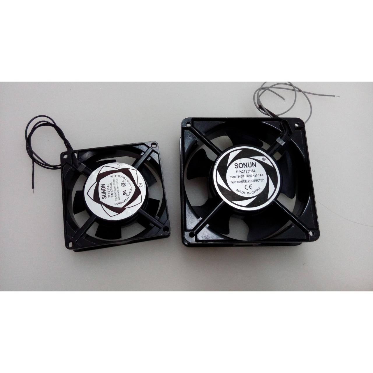 Buy cheap small fans for laser power supply or machine from wholesalers