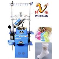 Buy cheap 3.75 Inch Computerized Single Cylinder Socks Knitting Machine from wholesalers