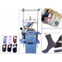 Buy cheap 3.75 Inch Computerized Single Cylinder Terry Sock Knitting Machine from wholesalers