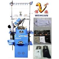 Buy cheap Single Cylinder Computerized Plain and Terry Sock Knitting Machine from wholesalers