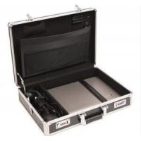 Best Black Panel Aluminum Brief Case With Lint Lining wholesale