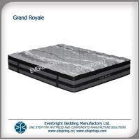China Bed Mattress 5 Zone Pocket Spring with Foam encased Mattress Mattress Packing on sale