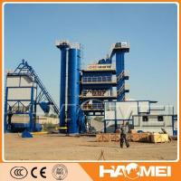 China ASPHALT HOT MIX PLANT LB2000 WITH capacity of 160PHT on sale