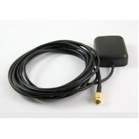 China High-gain External GPS Patch Antenna with SMA, MMCX, USB Male Connector Mount to Extension Cable on sale