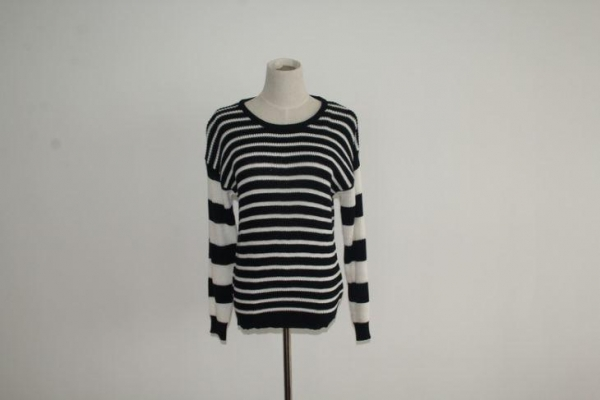 Cheap Women's Striped Sweater for sale