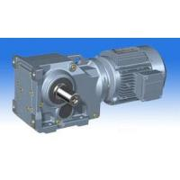 Buy cheap K series helical-bevel gearmotor from wholesalers