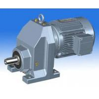 Buy cheap R series helical gearmotor from wholesalers