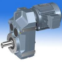 Buy cheap F series parallel shaft helical gearmotor from wholesalers