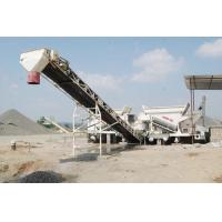 China Mobile Concrete Batching - Mixing Plant on sale