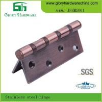 China Wholesale JPHM002 Self Closing Hinge Heavy Duty Hinges Stainless Steel Hinges on sale