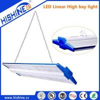 Buy cheap Private Mould HiPanel Led Linear High Bay Lighting Fixtures 300W 250W UL DLC Certied product