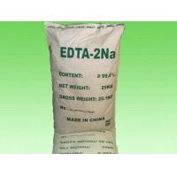 China Ethylene Diamine Tetraacetic Acid DiSodium EDTA Na2 on sale