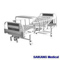 Buy cheap SDL-A0125 Metal Medical Bed Double Crank from wholesalers