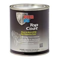 Best POR-15 Top Coat, Gloss Black, Pint wholesale