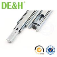 Buy cheap 35mm width Hettich galvanized sheet material drawer slide from wholesalers
