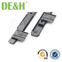 Buy cheap 27mm width two fold keyboard drawer slide from wholesalers