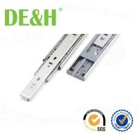 Buy cheap 45mm Stainless steel 304 teflon drawer slides with damping from wholesalers