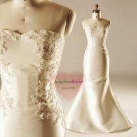Buy cheap Mermaid Silk Tafetta Bridal Gown WD1528 from wholesalers