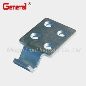 China 97009 Keep Plate Zinc Plated, Steel or Stainless Steel Upon Choice