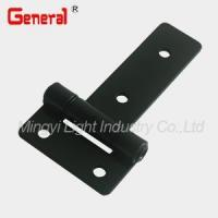 China 90038 Cabinet Door Hinge, Door Hinge, Butt Hinge,black Plated. Openning 180 Degree. on sale