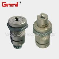 Buy cheap 13001 Cam Lock with Removalble Lock Cylinder Satin Nickel Plated KD Upon Request from wholesalers