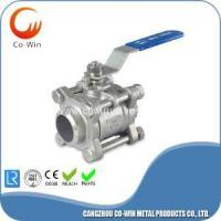 Cheap Investment Casting 3PC Ball Valve for sale
