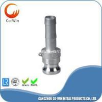 Best SS camlock coupling/cam groove fitting Type E wholesale