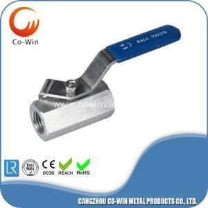 China Stainless Steel Industry Ball Valve