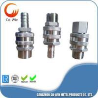 Cheap SS304 Quick Disconnect Fitting connector Beer Equipment for sale
