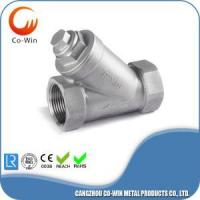 Buy cheap Y-Strainger Type I Check Valve from wholesalers