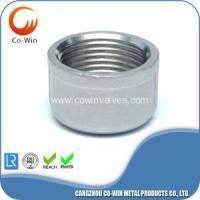 Buy cheap Lox Wax Casting High Quality Round Cap from wholesalers