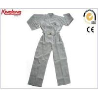 Nice design middle east safety white coverall with pockets