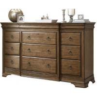 China Pennsylvania House Solid Wood 12 Drawer Dresser on sale