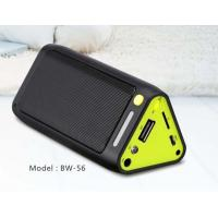 Best Multifunctional bluetooth speaker with led light and power bank 2600mah wholesale