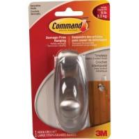 Best Command Timeless Large Hook, 17063BN-C wholesale