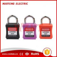 Best 25mm Short Steel Shackle Safety Padlock wholesale