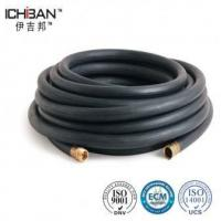 Buy cheap 300PSI Black Fiber Braided Washing Machine Fill Water Rubber Hose from wholesalers